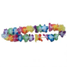 Two Tone Multi Flower Garlands (48cm)