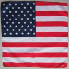 USA Flag Bandana (1 Dozen)