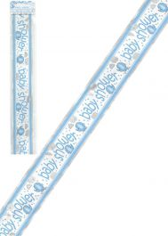 UmbrellaPhants Blue Foil Banner (12 ft)