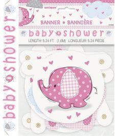 UmbrellaPhants Pink JTD Banner