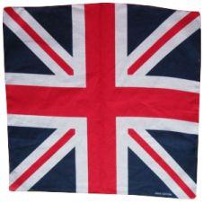 Union Jack Bandana (1 Dozen)