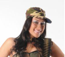 Unisex Camouflage Hat