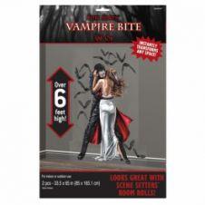 Vampire Bite Scene Setter (Room Decoration)