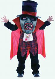 Vampire Mad Hatter Child Costume