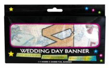 Wedding Day Banner
