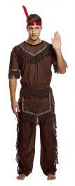 Adult American Indian Man Costume