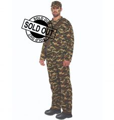 Adult Army Men Costume