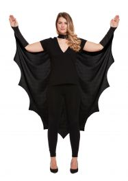 Adult Bat Cape