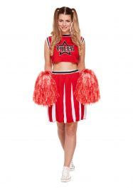Adult Cheerleader Dress Up