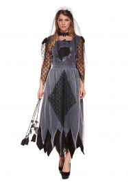 Adult Corpse Bride Women Costume
