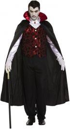 Adult Deluxe Vampire Costume