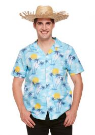 Adult Hawaiian Sunset Shirt