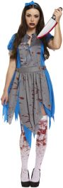 Adult Horror Alice Costume
