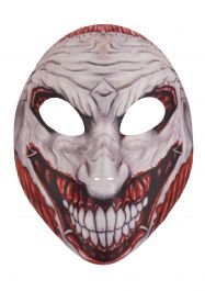 Adult Joker Scary Face Mask