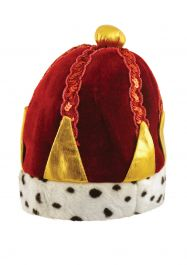 Adult Kings Crown Hat