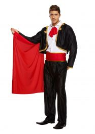 Adult Matador Man Costume