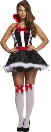 Adult Sexy Queen Of Hearts