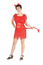 Adult Siren Costume