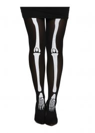 Adult Skeleton Tights