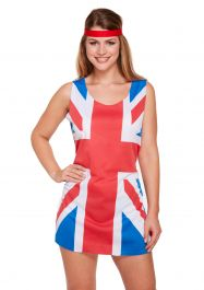 Adult Union Jack Dress