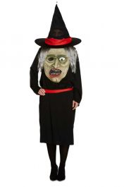 Adult Witch with jumbo Face