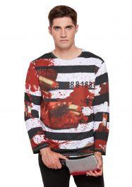 Adult Zombie Prisoner Shirt