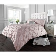 ALFORD DUVET SET SOFT PINK