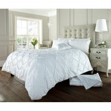 ALFORD DUVET SET WHITE