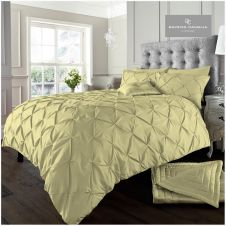 ALFORD DUVET SET YELLOW