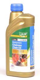 ALM Biodegradable Chainsaw Chain Oil - 1L