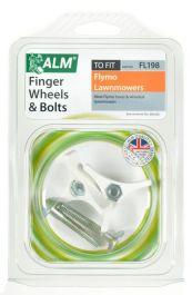 ALM Handle Finger Wheels & Bolts