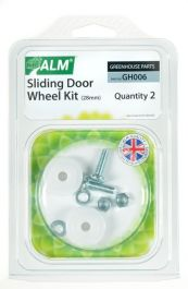 ALM Sliding Door Wheel Kit - Pack of 2