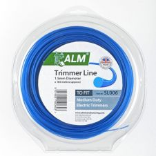 ALM Trimmer Line - Blue - 1.5mm x 183m approx