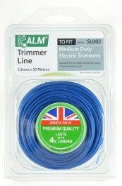 ALM Trimmer Line - Blue - 1.5mm x 30m