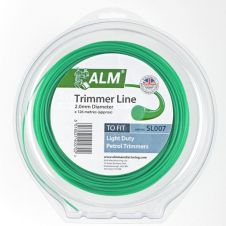 ALM Trimmer Line - Green - 2.0mm x 126m approx
