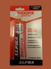 Alpha Thixofix Adhesive - 40ml