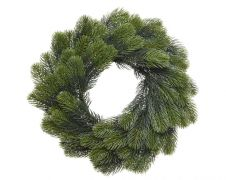 Ambassador PE Green Wreath - 50cm