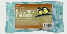 Ambassador Ultimate Fat Balls - Pack 6
