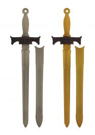Assorted Sword Broad 66cm