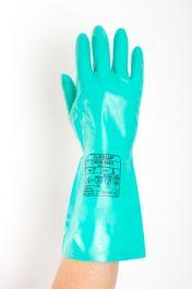 Aurelia Chem Max Nitrile Chemical Gauntlet - Size 9