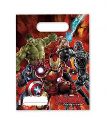 Avengers 2 Age of Ultron Party Bags (Pack of 6)