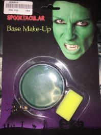 Base Make Up Green
