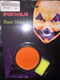 Base Make Up Orange