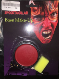 Base Make Up Red