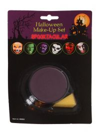 Face Paint Base Make Up With Applicator
