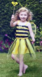 Bee Toddler Costume