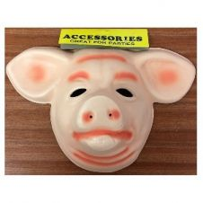Big Carded Pig Mask