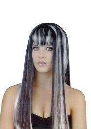 Black & White Wig
