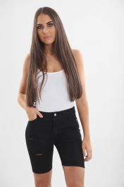 Black Ladies Shorts
