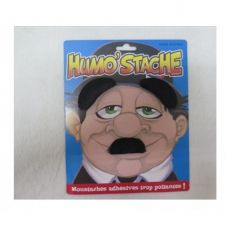 Black Moustache Set (Carded)